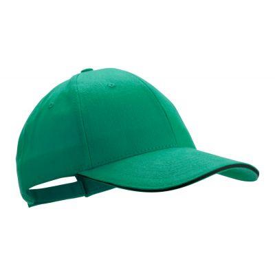 Baseball Kappe Rubec dunkelgrün bedrucken