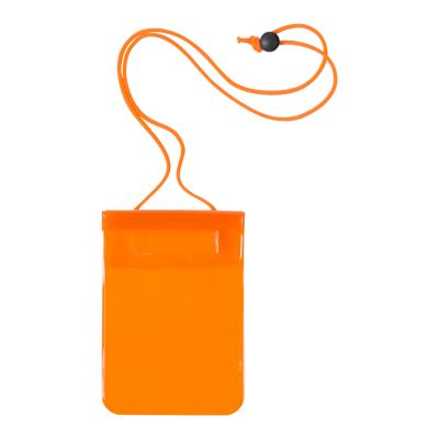 Handy-Etui Arsax orange bedrucken