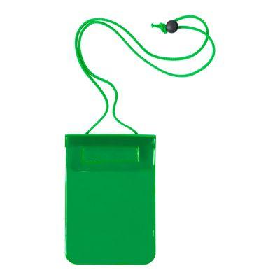 Handy-Etui Arsax dunkelgrün bedrucken