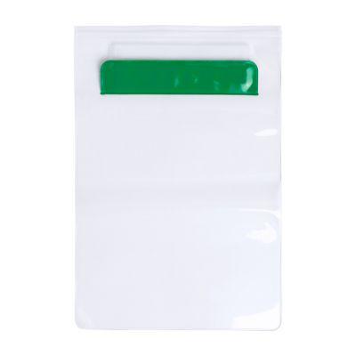 Tablet Etui Kirot dunkelgrün bedrucken