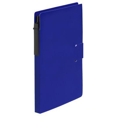 Notiz-Set Prent dunkelblau bedrucken