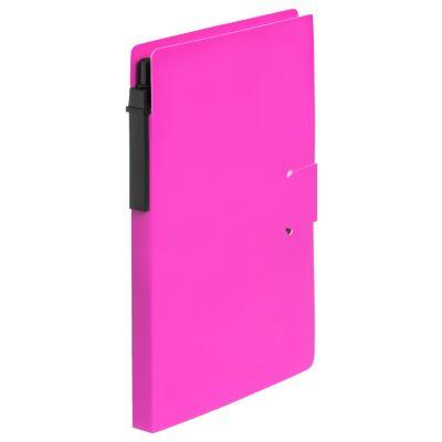 Notizbuch Prent pink bedrucken