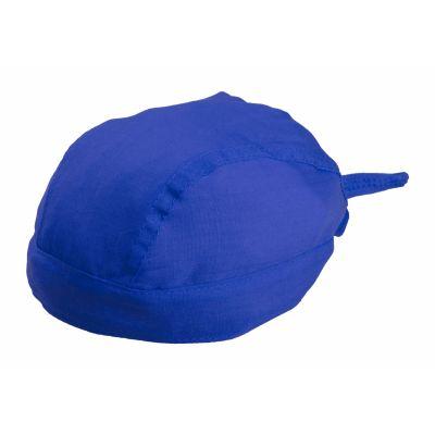 Kopftuch Garfy dunkelblau bedrucken