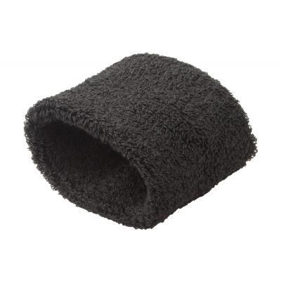 Schweißband Beker schwarz bedrucken