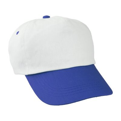 Baseball Kappe Sport weiß bedrucken