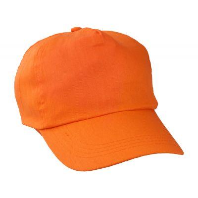 Baseball Kappe Sport orange bedrucken