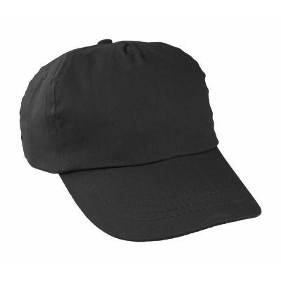 Baseball Kappe Sport schwarz bedrucken