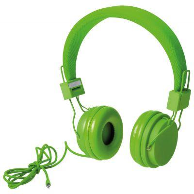 Kopfhörer Neymen dunkelgrün bedrucken