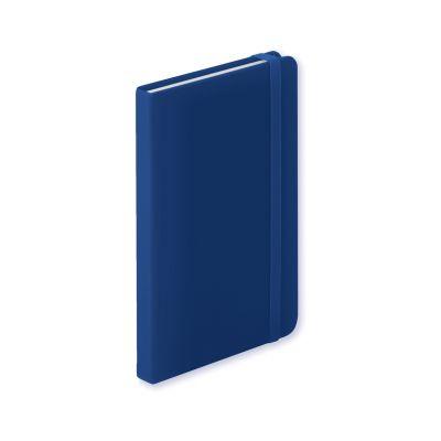 Notizbuch Kinelin dunkelblau bedrucken