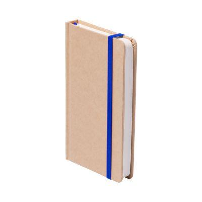 Notizbuch Bosco dunkelblau bedrucken