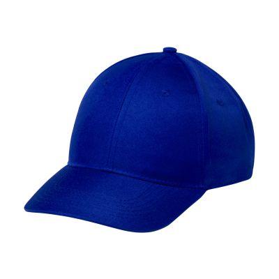 Baseball Kappe Blazok dunkelblau bedrucken