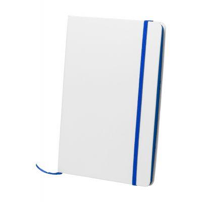 Notizbuch Kaffol dunkelblau bedrucken