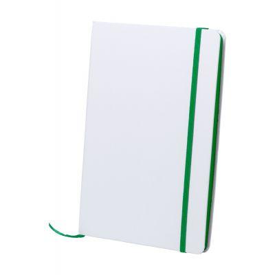 Notizbuch Kaffol dunkelgrün bedrucken