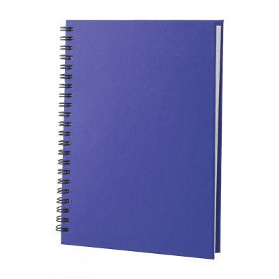 Notizbuch Gulliver dunkelblau bedrucken
