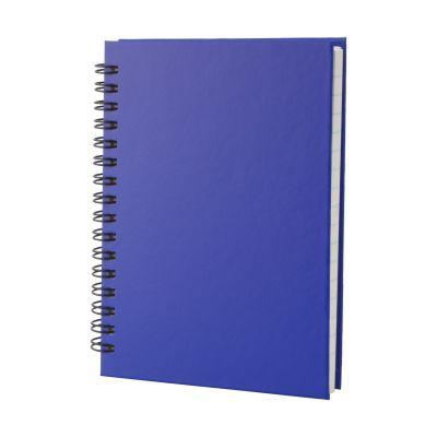 Notizbuch Emerot dunkelblau bedrucken