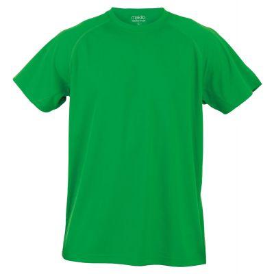T-shirt Tecnic Plus T dunkelgrün XXL bedrucken