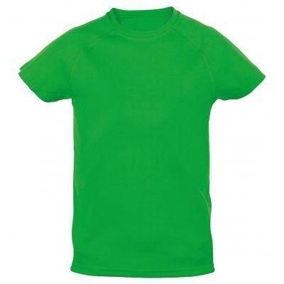 Sport T-shirt für Kinder Tecnic Plus K dunkelgrün bedrucken