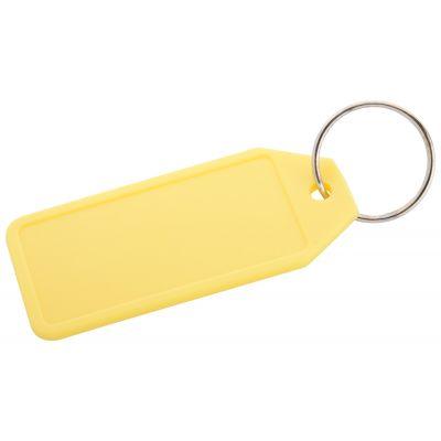Plopp Schlüsselanhänger gelb AP800382-02