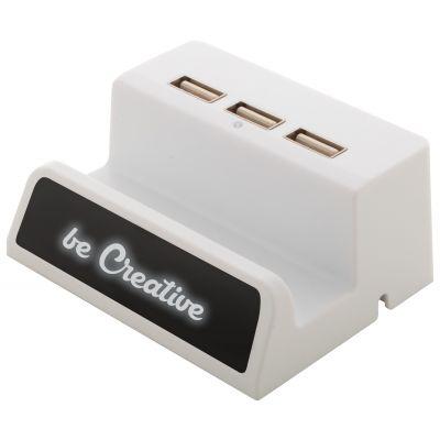 Lightport USB-Hub bedrucken