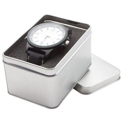 Herren-Armbanduhr Soldat weiß bedrucken
