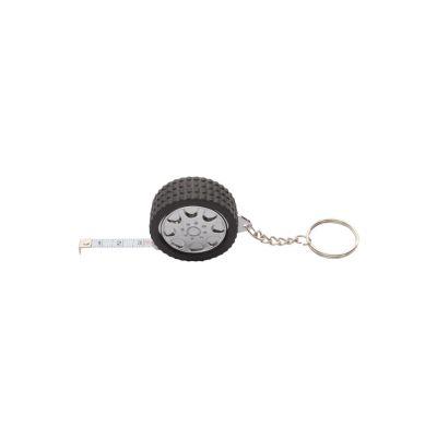 Schlüsselanhänger mit Maßband Wheel bedrucken