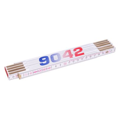 Holz-Maßstab 9042