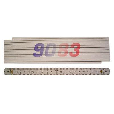 Holz-Maßstab 9083