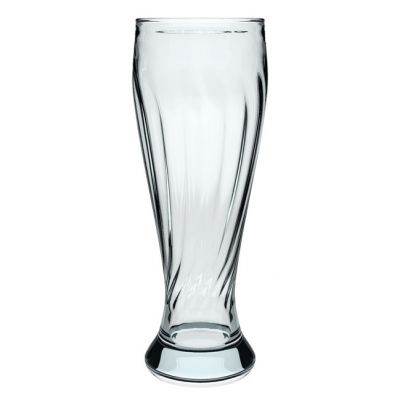 Weizenbierglas Bayern Optik inkl. 1c Druck