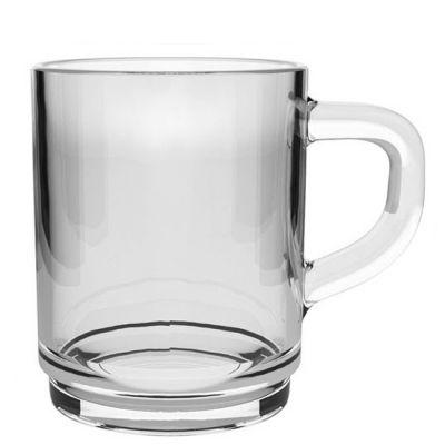 Glashenkelbecher Henkelbecher inkl. 1c Druck