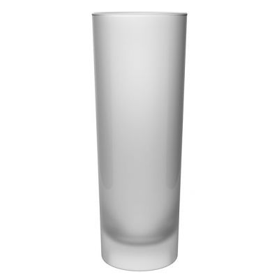 Longdrinkglas Timo 31 cl satiniert inkl. 1c Druck - Werbeartikel mit Ihrem Logo
