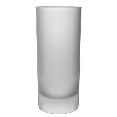 Longdrinkglas Timo 29 cl satiniert inkl. 1c Druck - Werbeartikel mit Ihrem Logo