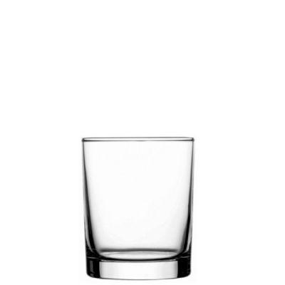 Longdrinkglas Timo 25 cl satiniert inkl. 1c Druck - Werbeartikel mit Ihrem Logo
