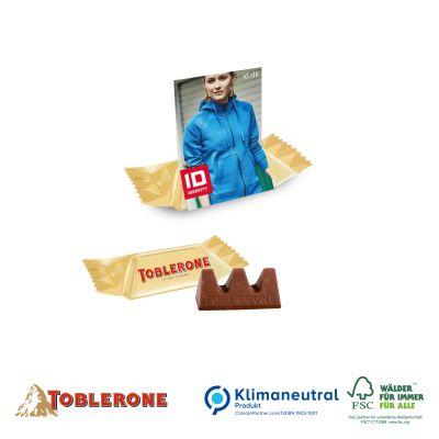 TOBLERONE Minis im Werbeaufsteller, Klimaneutral, FSC®