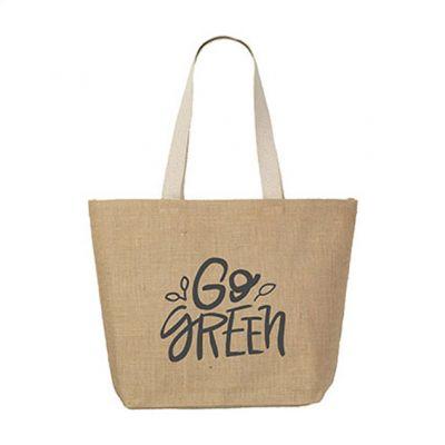 Elegance Bag Jute-Einkaufstasche (CL0034100)