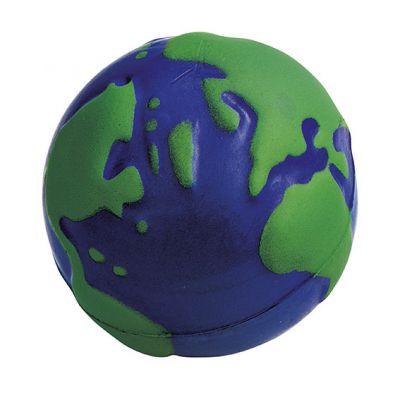StressGlobe Ø 6,5cm Stressball (CL0117100)
