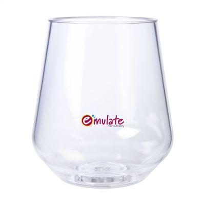Tritan-Kunststoff Wasser-Wein-Glas Edge (CL0126700)