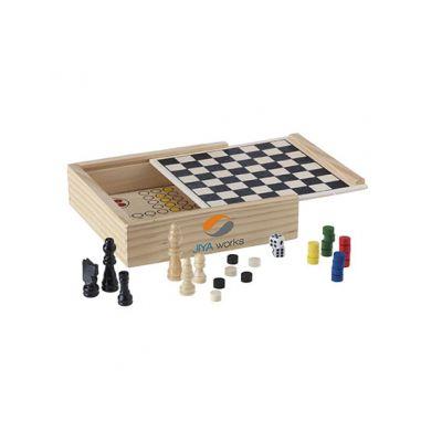 WoodGame 5-in-1 Spiel (CL0133600)