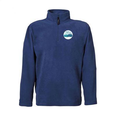 Regatta Micro Zip Neck Fleece Sweater Herren (CL0096400)