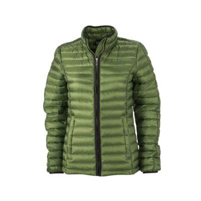 Ladies' Quilted Down Jacket