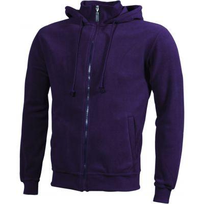 Microfleece Hooded Jacket