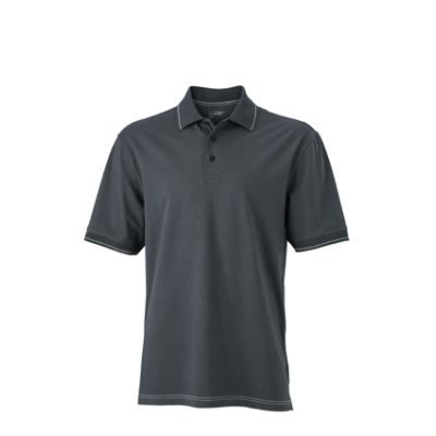 Men's Elastic Polo