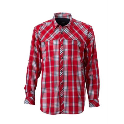 Men's UV-Protect Trekking Shirt Long-Sleeved