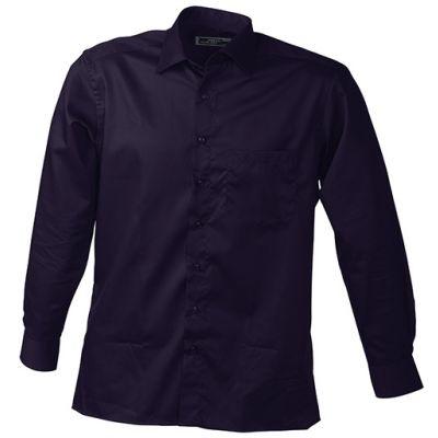 Men's Business Shirt Long-Sleeved