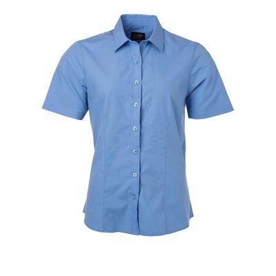 Ladies' Shirt Shortsleeve Poplin