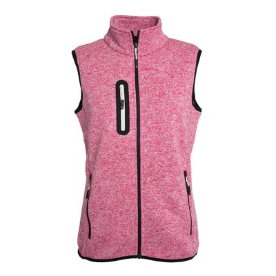 Ladies' Knitted Fleece Vest