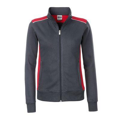 Ladies' Workwear Sweat Jacket-Level 2