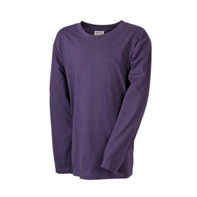 Junior Shirt Long-Sleeved Medium