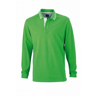 Men's Polo Long-Sleeved