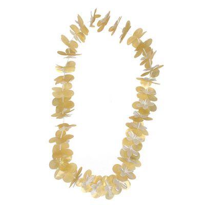 """Blumenkette """"Flor"""" gold EL0006600"""