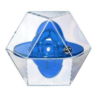 """Pussycat Geduldspiel """"Dymaxion Five"""" transparent-blau EL0036100"""